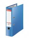 Segregator Esselte No.1 VIVIDA Plus A4/8cm - niebieski (81185)