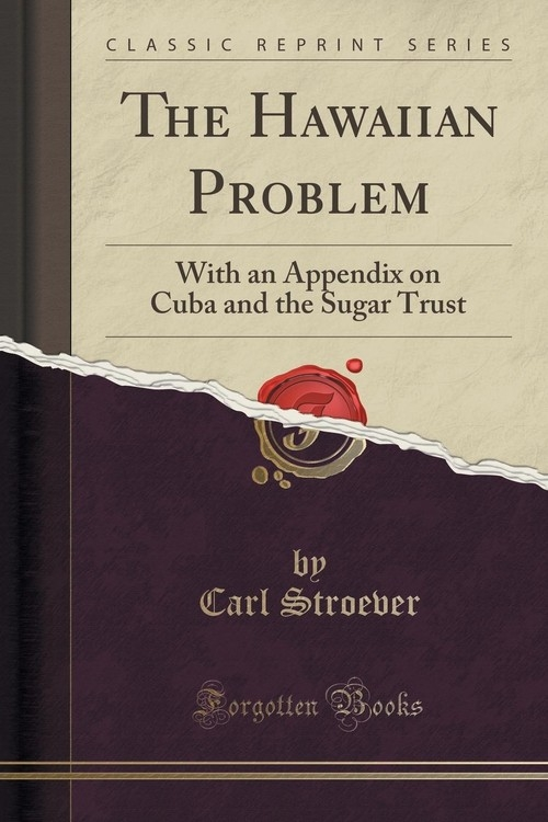 The Hawaiian Problem Stroever Carl
