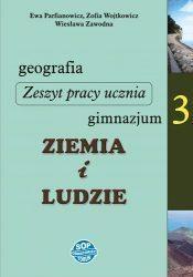 Geografia GIM 3 Ziemia i ludzie... zad wyd. V Ewa Parafianowicz, Zofia Wojtkowicz, Wiesław Zawo