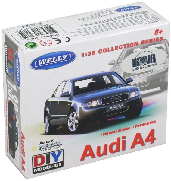 WELLY Audi A4 Kit (23185)