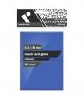 Koszulki CCG niebieskie 63,5x88 (100sztuk) REBEL