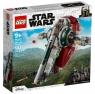 LEGO Star Wars: Statek kosmiczny Boby Fetta (75312)