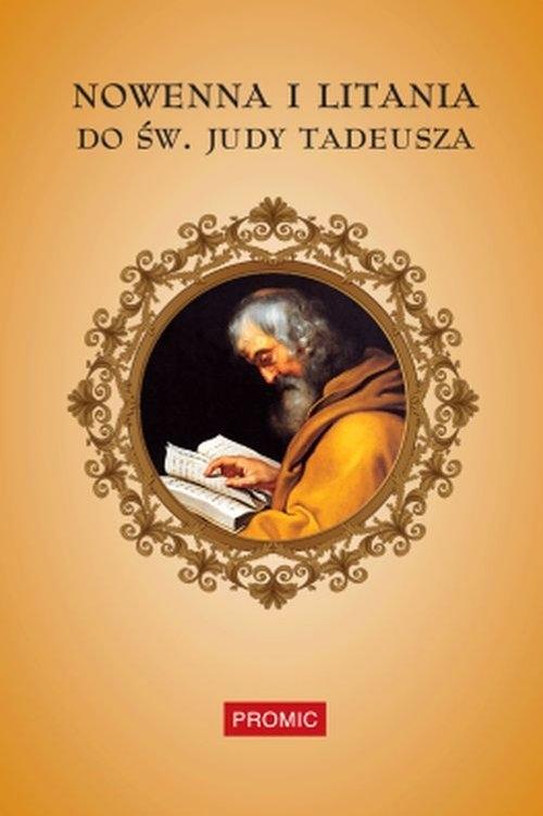 Nowenna i litania do św. Judy Tadeusza