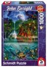 Puzzle 1000: John Enright - Zatopiony skarb