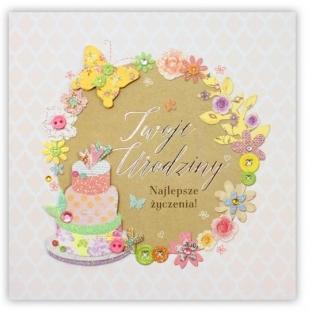 Karnet Urodziny HM-200-957