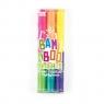Pachnące Mini Flamastry Bambus 6 kolorów