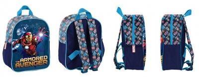 Plecak przedszkolny Avengers AIN-303 PASO