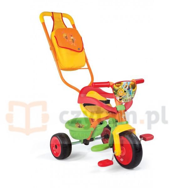 SMOBY Rowerek 3kołowy Be Move Maja (7600444186)