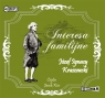 Interesa familijne  (Audiobook) Kraszewski Józef Ignacy