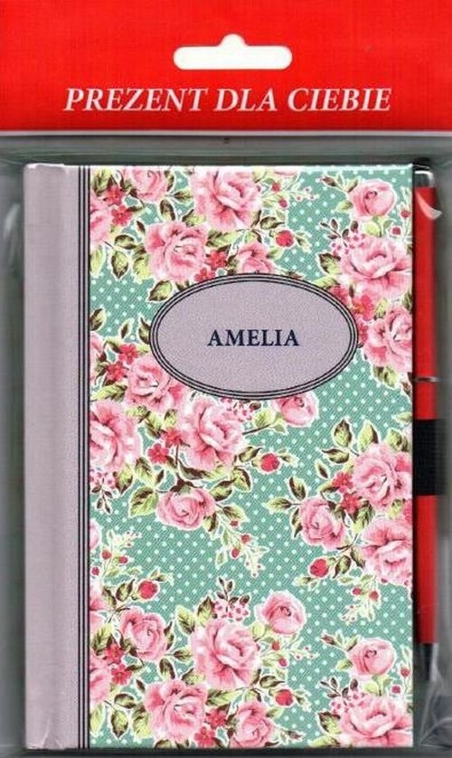 Notes Imienny Amelia