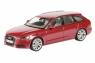 SCHUCO Audi A6 Avant (red)