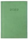 Kalendarz 2022 Dzienny A5 Vivella J.zielony 21D-12