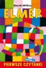 Pierwsze czytanki Elmer słoń w kratkę poziom 1 Szarf Maria