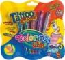 Długopisy żelowe do tatuażu z szablonami Colorino Kids 5 kolorów
