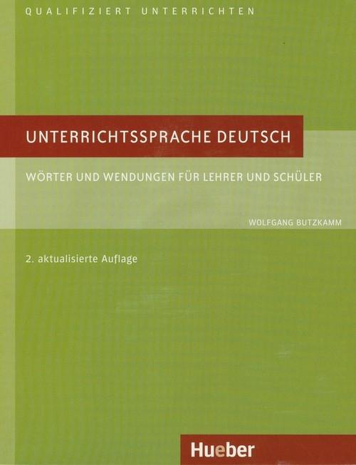Unterrichtssprache Deutsch Butzkamm Wolfgang