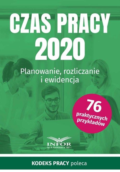 Czas Pracy 2020 Praca zbiorowa