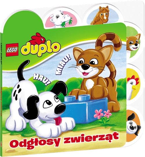 Lego Duplo Odgłosy zwierząt