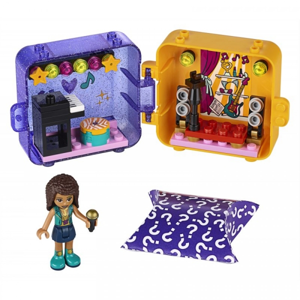 LEGO Friends: Kostka do zabawy Andrei (41400)