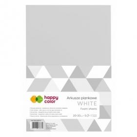 Arkusze piankowe A4 - biały 5 szt. (HA 7130 2030-0)