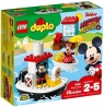 Lego Duplo Disney: Łódka Mikiego (10881)