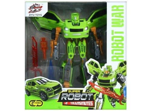 MC Robot 2w1