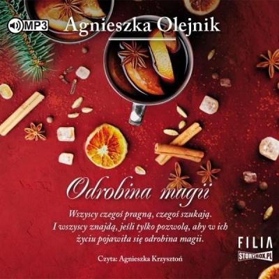 Odrobina magii. Audiobook Agnieszka Olejnik