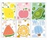 Notes samoprzylepny Fruit (447893)