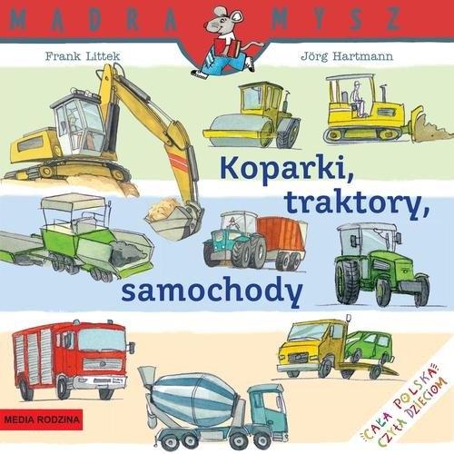 Koparki, traktory, samochody Littek Frank