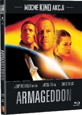 Armageddon. Mocne kino akcji (Blu-ray)
