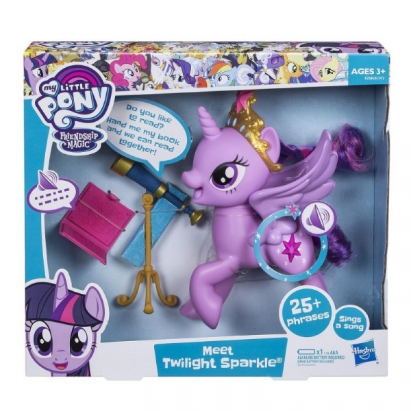 Figurka My Little Pony Magiczne Historie Twilight Sparkle (E1973/E2585)