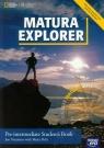 Matura Explorer Pre-intermediate Student's Book z płytą CD Poziom A2/B1. Naunton Jon, Polit Beata