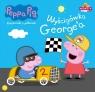 Świnka Peppa Książeczki z półeczki Tom 36 Wyścigówka George'a