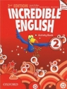 Incredible English 2E 2 Activity Book with Online Practice