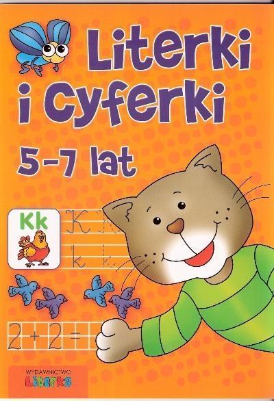 Literki i cyferki 5-7 lat