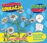 Kolorowa edukacja Rośliny Polski naklejka