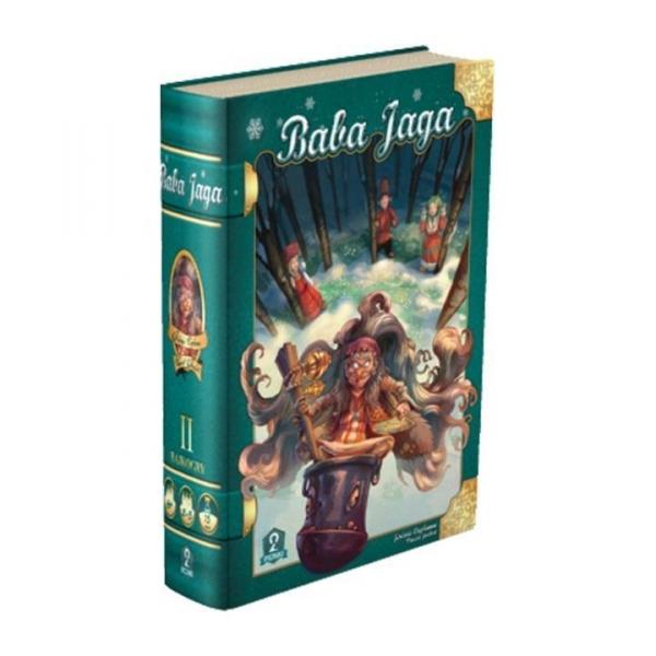Bajkogra: Baba Jaga