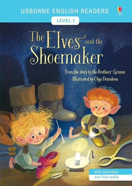 English Readers. Level 1. The Elves and the Shoemaker