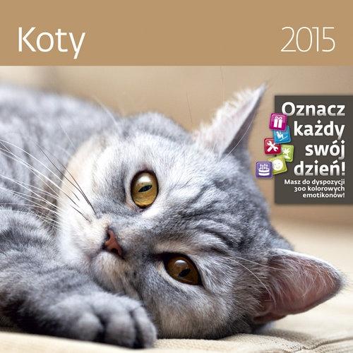 Kalendarz 2015 Koty Helma 30