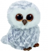 Maskotka Beanie Boos Owlette - Biała Sowa 24 cm (37086)