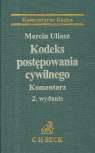 Kodeks postępowania cywilnego Komentarz  Uliasz Marcin