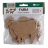 Kształty tekturowe Farm (448851)