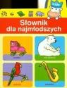 Słownik dla najmłodszych 4 lata