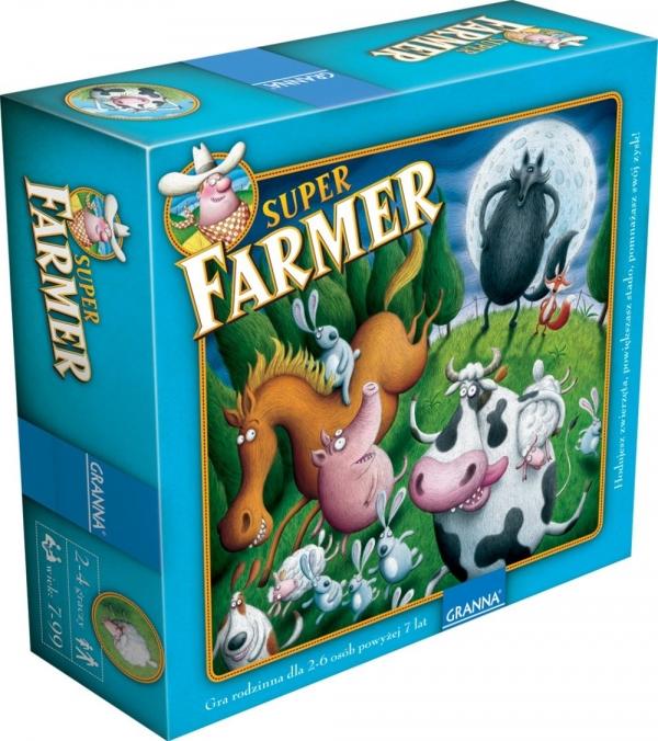 Superfarmer - wersja jubileuszowa (00086)