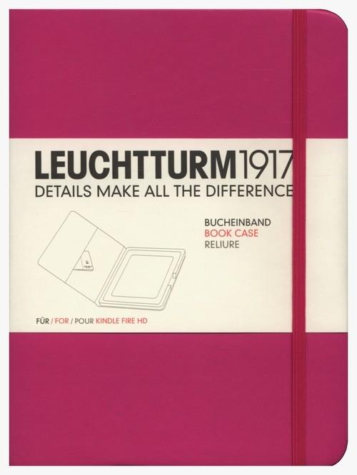 Etui Kindle Fire HD Leuchtturm1917 różowe