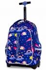 Coolpack - Junior - Plecak młodzieżowy na kółkach - Led Unicorns (A28208)