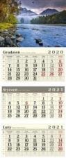 Kalendarz 2021 Trójdzielny Pieniny CRUX