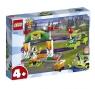 Lego Juniors: Karnawałowa kolejka (10771)Wiek: 4+