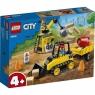 Lego City: Buldożer budowlany (60252) Wiek: 4+