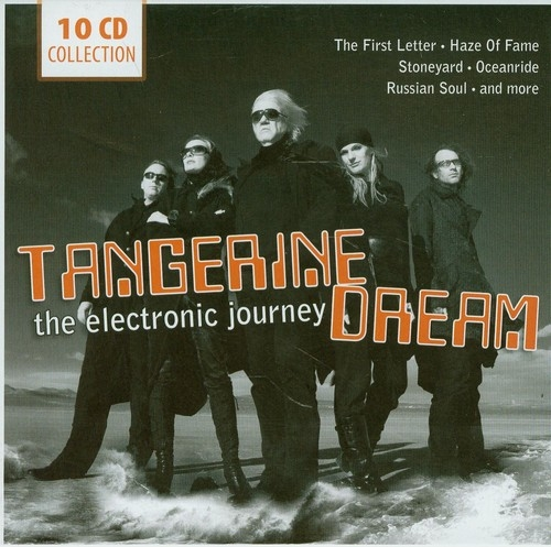 An Electronic Journey Tangerine Dream