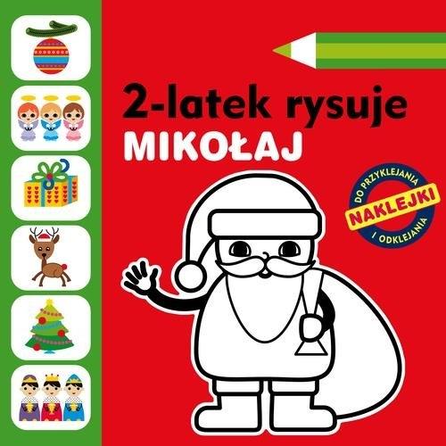 2-latek rysuje Mikołaj Głowińska Anita